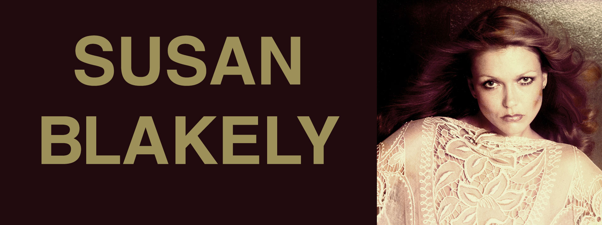 Susan Blakely Official Home Page